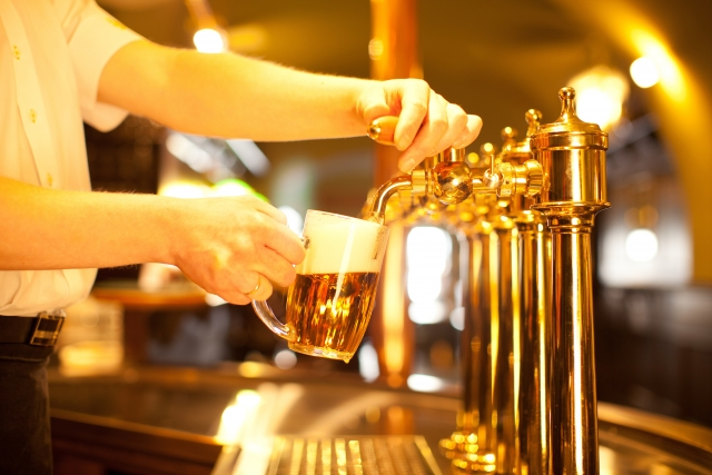 ビールサーバー